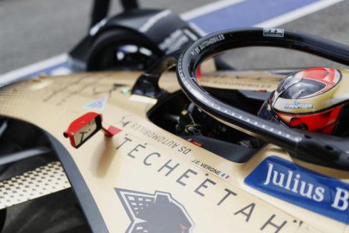 E-Prix New York: Jean-Eric Vergne obsadil druhé místo a DS Techeetah je v čele šampionátu!