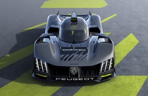PEUGEOT 9X8 HYPERCAR: DESIGNED TO RACE