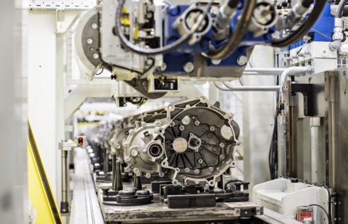 ŠKODA AUTO vyrobila v závodě v Mladé Boleslavi osm milionů manuálních převodovek MQ200