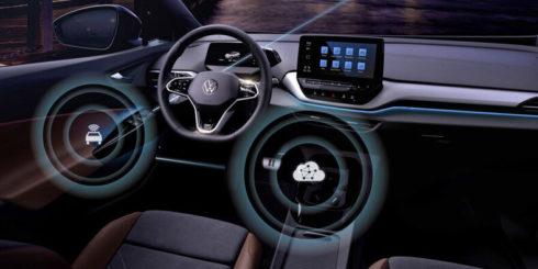 """Nové funkce a více komfortu: Volkswagen spouští aktualizace """"Over the Air"""" pro rodinu ID."""