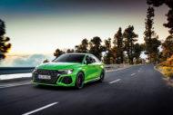 Autoperiskop.cz  – Výjimečný pohled na auta - Premiant ve své třídě přijíždí na start: Nové Audi RS 3 lze již objednávat