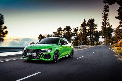 Premiant ve své třídě přijíždí na start: Nové Audi RS 3 lze již objednávat