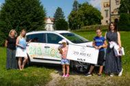 Autoperiskop.cz  – Výjimečný pohled na auta - Projekt 'Já a Kia pomáháme dětem' vybral 219 400 Kč pro děti s autismem a mozkovou obrnou