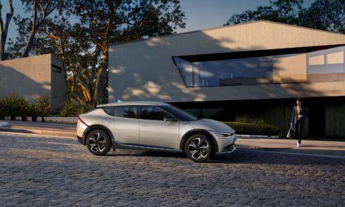 Certifikát Carbon Trust pro model Kia EV6
