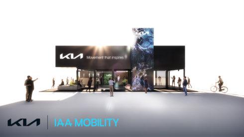 Kia vyráží na první autosalon IAA Mobility 2021 v duchu elektrifikace