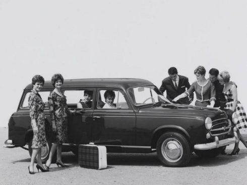 Od rodinného modelu Peugeot 203 po nový Peugeot 308 SW, 70 let vozů kombi značky Peugeot