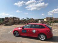 Autoperiskop.cz  – Výjimečný pohled na auta - Volkswagen Financial Services zapůjčil na pomoc jižní Moravě pět vozů pracovníkům z organizace  Člověk v tísni