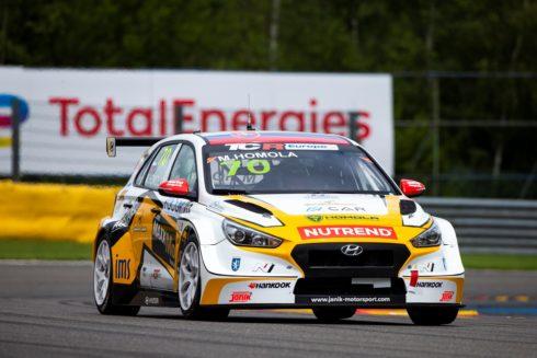 Hyundai Motor Czech podporuje tým Janík Motorsport