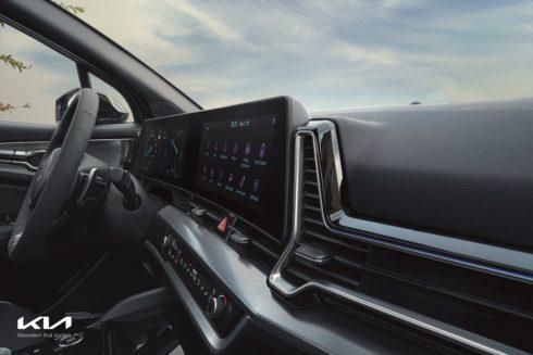 Zbrusu nová Kia Sportage – průkopnické SUV navržené a vyvinuté pro Evropu