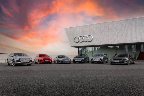 """Vorsprung 2030"": Audi urychluje transformaci"