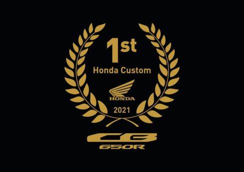 Společnost Honda vyhlásila nejlepší dealerskou úpravu modelu CB650R