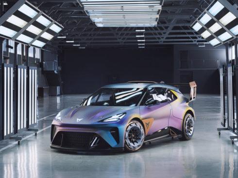Světová premiéra studie CUPRA UrbanRebel Concept: Nejrebelštější interpretace městského elektromobilu značky CUPRA