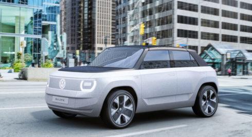 Výhled do světa elektromobility: Světová premiéra studie ID. LIFE