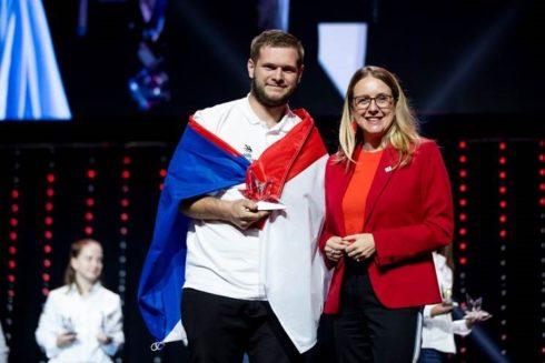 Nejlepším Čechem na soutěži Euroskills byl Tomáš Eichler ze společnosti Scania