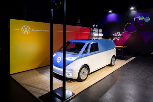 The Next Web: Inovativní startupy a Volkswagen Užitkové vozy představují své ekologické vize