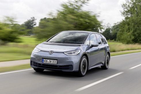 Bestseller mezi elektrickými vozy, model ID.3, přivedl během prvního roku prodeje ke značce Volkswagen 70 000 zcela nových zákazníků