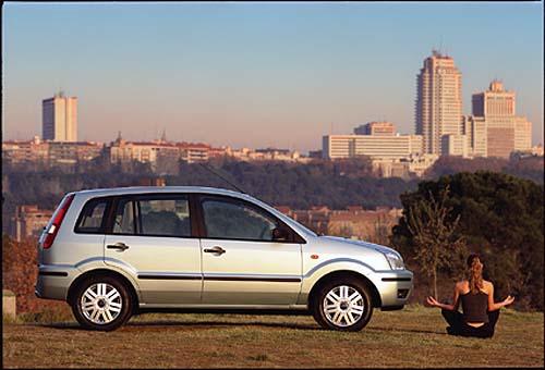 Nový model malého Fordu nové generace – Ford Fusion