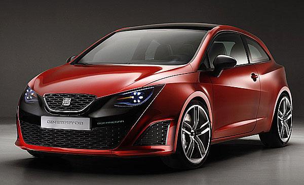 SEAT představil nový koncept SportCoupé Bocanegra