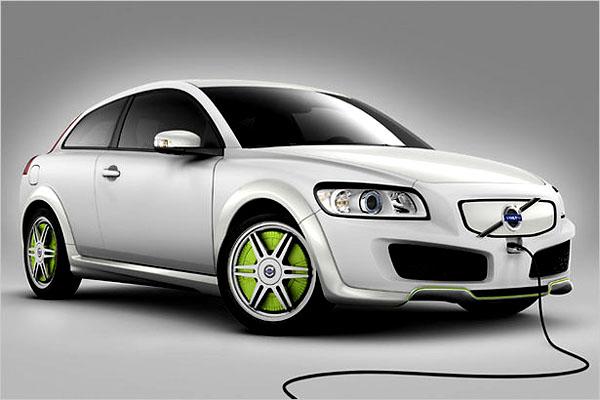 Společnost Volvo představuje koncept Volvo ReCharge