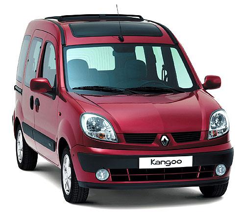Renault: Nové Kangoo ode dneška vprodeji na našem trhu