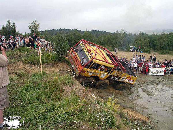 ČESKÝ TRUCK TRIAL – TOI TOI CUP 2004