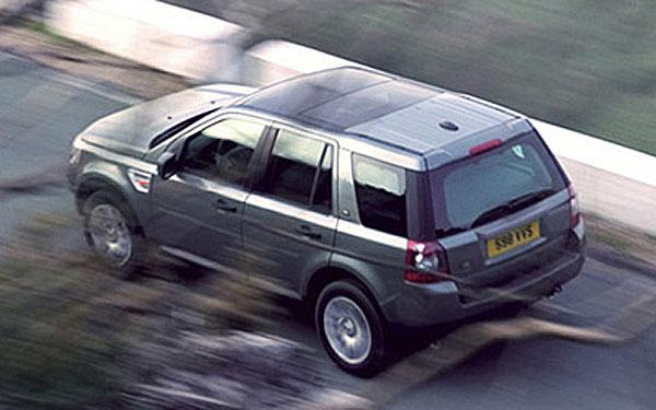 Cena vozu Land Rover Freelander 2 se pohybuje od 899.000 do 1.298.000 Kč.