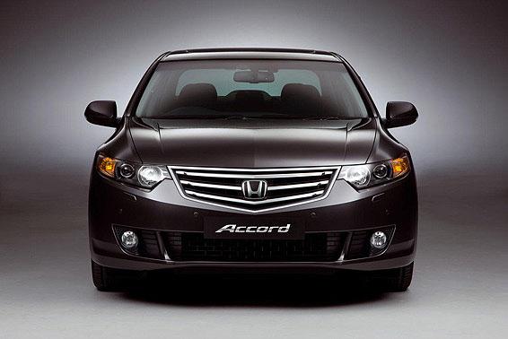 Honda oznámila představení zcela nového modelu Accord určeného pro evropský trh