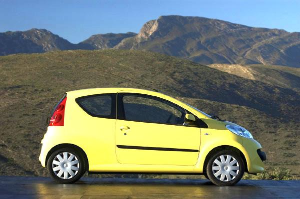 Podrobně o novém malém Peugeotu 107