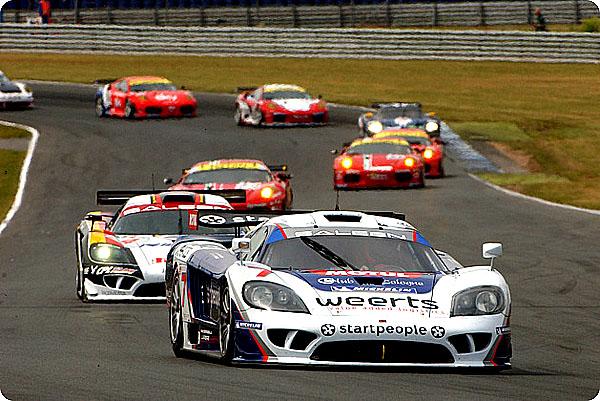 FIA GT: Aston Martin se znovu vybičoval kvýbornému výkonu