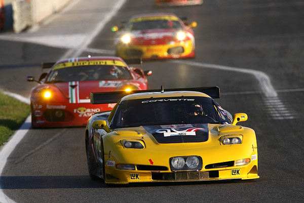 FIA GT: Gollin s Hezemansem na Corvette Z06 vezou zlato z Adrie