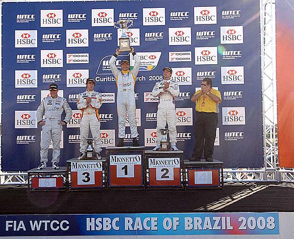SEAT odstartoval do šampionátu WTCC 2008 dvěma vítězstvími