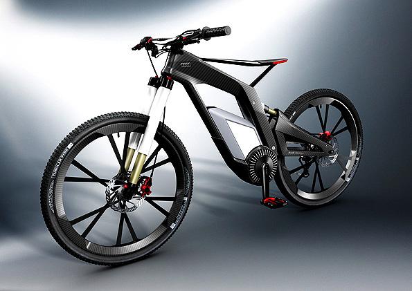 Audi představilo 16. května na letošní Wörthersee Tour v rakouských Korutanech mimořádně technicky vyspělé sportovní e-bike