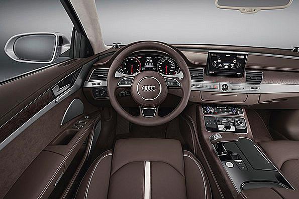 Audi představuje rozsáhlou modernizaci své vlajkové lodi A8