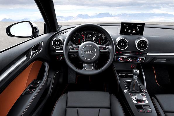 Audi uvádí na český trh třetí karosářskou variantu zcela nové generace modelové řady A3