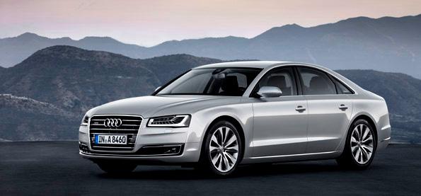 """Před 20 lety představila značka Audi ve Frankfurtu """"ASF"""" (Audi Space Frame) – karoserií z hliníku"""