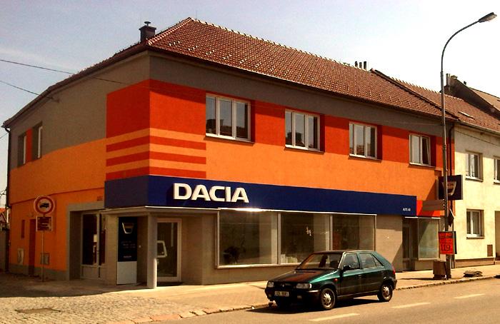 Značka Dacia rozšiřuje v České republice obchodní síť