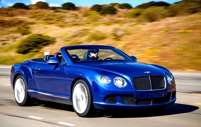 Bentley Continental GT3 – světová premiéra na Goodwood Festival of Speed v pátek 12. července