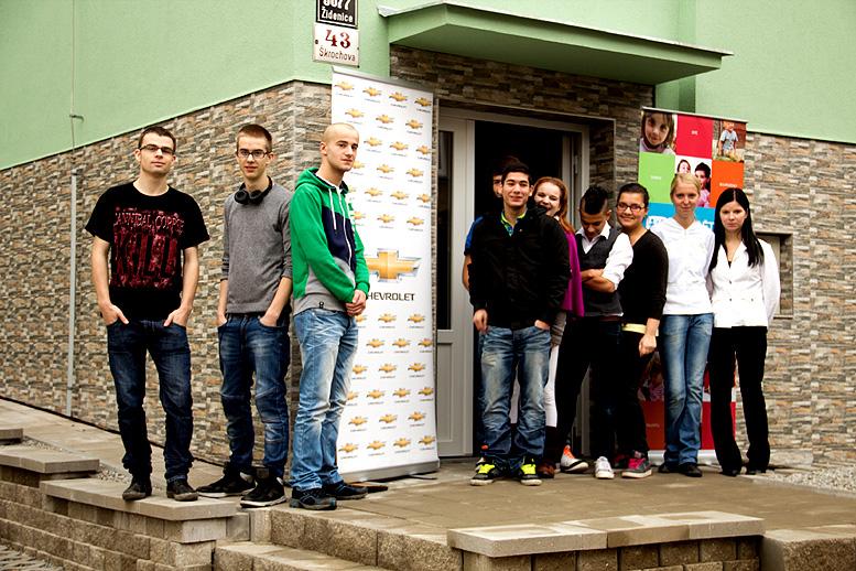 27. listopadu 2012 byla slavnostně otevřena Komunita mládeže pro SOS dětskou vesničku Brno-Medlánky