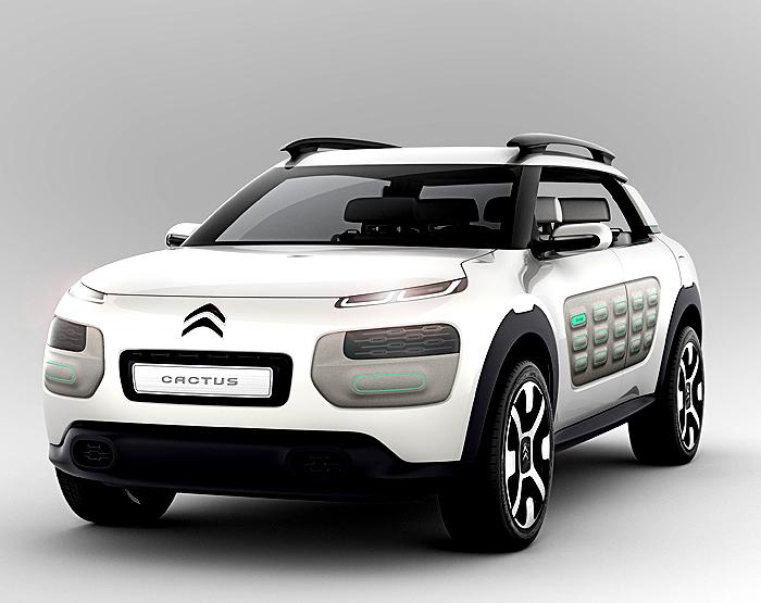 Citroën Cactus: nový přístup!