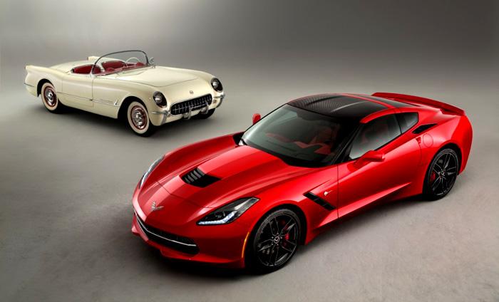 Chevrolet 30. června oslavil 60. výročí modelu Corvette, ikonického amerického sportovního automobilu