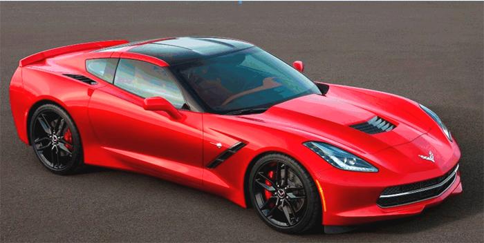 Stingray se vrací: 2014 Chevrolet Corvette