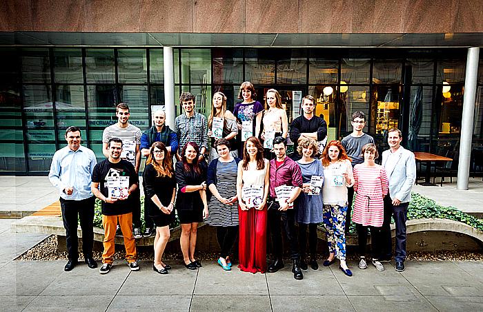 Populární evropská soutěž studentů škol uměleckého zaměření – Young, Creative, Chevrolet – zná vítěze národního českého kola ročníku 2013