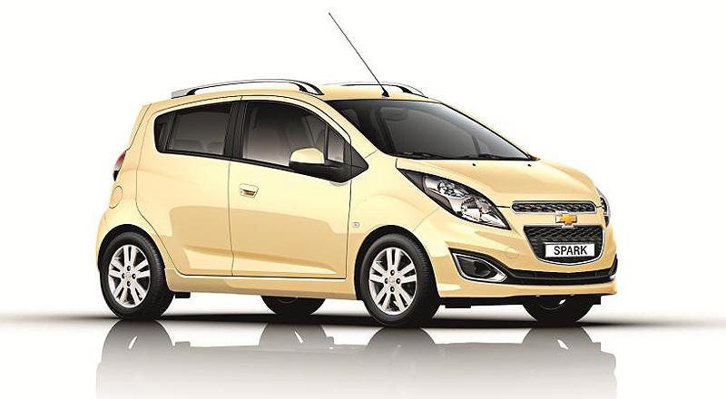 Chevrolet uvedl během pouhých 18 měsíců od počátku roku 2011 celkem 10 nových modelů