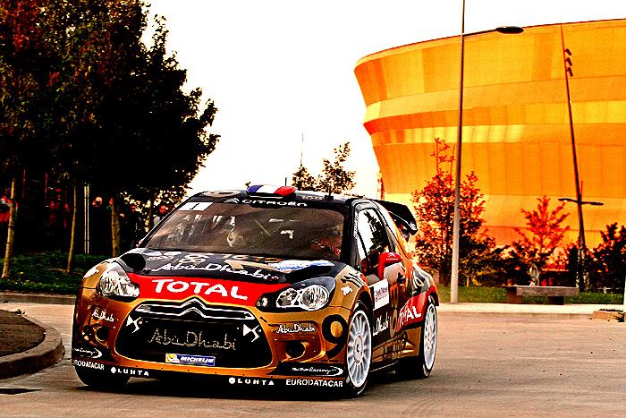 Citroën a Sordo finišovali mezi nejlepšími na Rally Francie – Alsasko (3. – 6. 10. 2013)