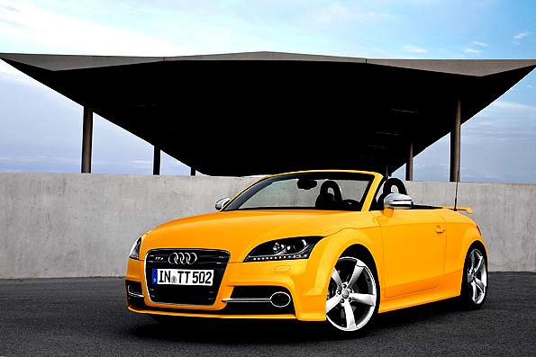 Audi slaví 500 000 vyrobených vozů Audi TT exkluzivní edicí 500 kusů tohoto sportovního vozu