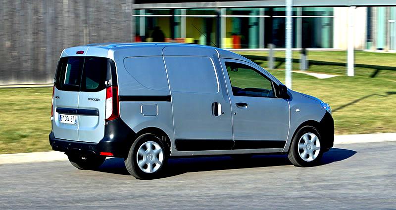 Nová Dacia Dokker a nová Dacia Dokker Van vprodeji na našem trhu (podrobná informace o obou modelech)