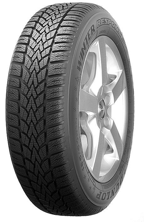 Zimní pneumatika Dunlop Winter Response 2: vynikající výkon v zimních podmínkách