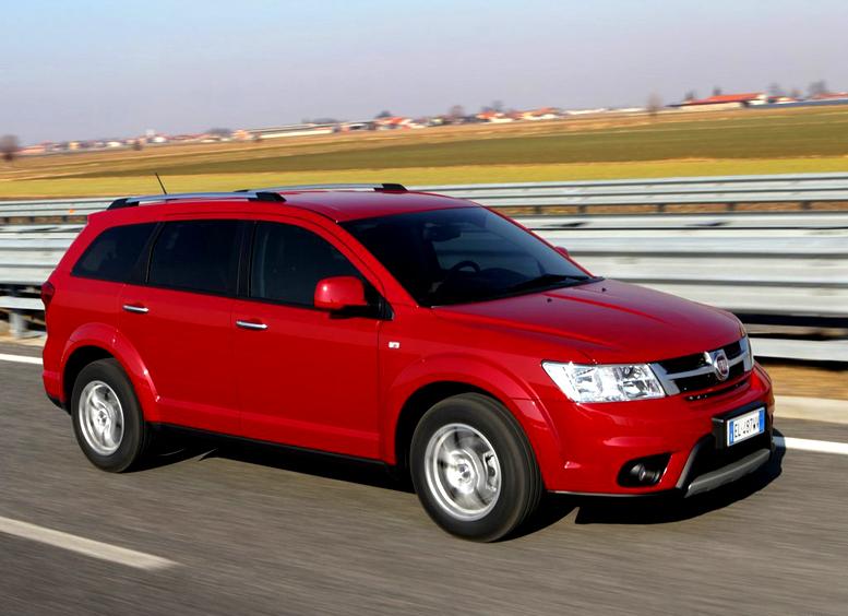 Fiat Freemont AWD: nově i spohonem všech kol