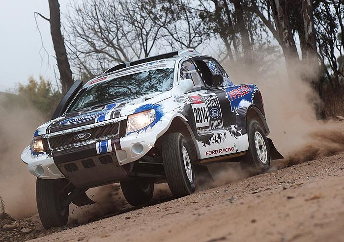 Tým Ford Racing se zúčastní se v roce 2014 zúčastní slavné rallye Dakar