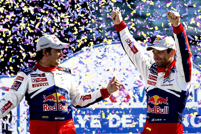 Rally Francie – Alsasko (3. - 6. října 2013) - Dostaveníčko shistorií: Loeb s Elenou – derniéra ve WRC